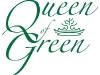 Queen of Green Logo